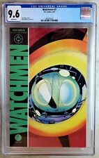 Watchmen #7 DC D.C. 1987 CGC 9.6 NM+ White Pages Comic V0086