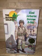 Ultimate Soldier 82nd Airborne Division D-day 21st Century Toys Scale 1 6