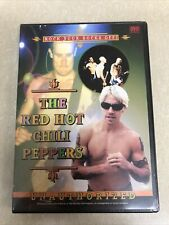 New: RED HOT CHILI PEPPERS - Rock Your Socks Off! (Unauthorized) DVD