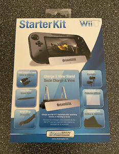 New Dreamgear Nintendo Wii U Starter Kit - Ships Fast!!