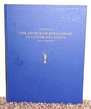 THE STORY OF THE CHURCH OF JESUS CHRIST OF LATTER DAY SAINTS LDS MORMON RARE