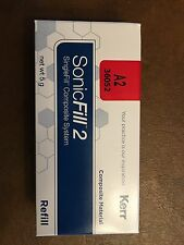 3 A2 SonicFill Composite Refill -20 Unidos (expires 2018) From USA