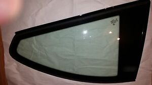 BMW 123 SERIES 2009+ COUPE N/S-LEFT-PASSENGER SIDE SIDE GLASS