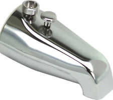 ProPlus Wall Mounted Bathtub Spout Trim with Top Shower Diverter