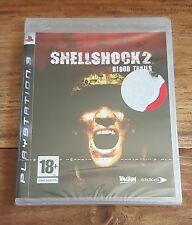 SHELLSHOCK 2 BLOOD TRAILS Jeu Sur Sony PS3 Playstation 3 Neuf Sous Blister VF