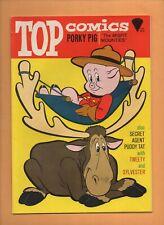 Top Comics Porky Pig #1 1967 FN+