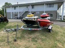 Sea Doo Jet Skis and Trailer