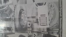 Volkswagen Genuine Air Filter 1K0129620