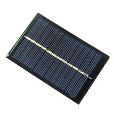 AM_ 0.6W 6V Portable Polycrystalline Silicon Solar Panel Battery Charger Module