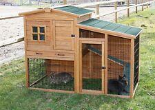 Kleintierstall Fortuna Stall Gehege Freilauf 82813 Hühner Kaninchen Hasen