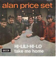 7inch ALAN PRICE SET hi-lili-hi-lo FRANCE  VG++EX (S0545)