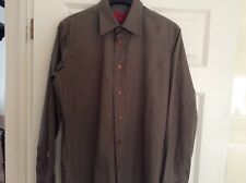 Hugo Boss mens long sleeve shirt size medium