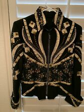 New listing Exquisite Woods Western One Of A Kind Show Jacket