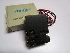 """(1) MEAD ISONIC V1B04-BW AIR VALVE SOLENOID 3 Way 24VDC 90PSI 5/32"""" Tube"""