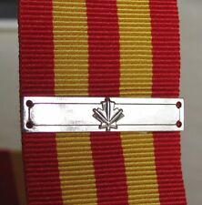 Canada - Canadian Fire Services Exemplary Service Medal Full Size Clasp / Bar