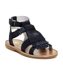 Naturino Girl's Glitter Fringe Sandal Size 9.5 US 26 EU
