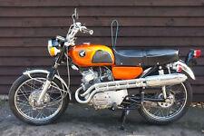 Honda CL 175 CL175 KO 1968 all original, ULTRA RARE, *A MUST SEE*