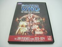 Doctor Who Jon Pertwee Years 1970-74 The Monster of Peladon DVD Story #73