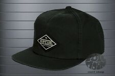 New Rip Curl Men's Undertow Black Snapback Cap Hat