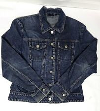 Talula Denim jacket womans size small S button up