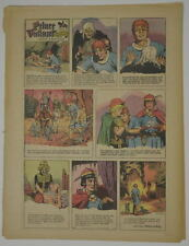 PRINCE VALIANT Full Color SUNDAY PAGE King Features Hal Foster 11/12/1967, #1605