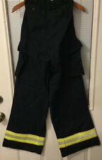 Firefighter EMS Medic Nomex Wear Pants Double Stitched Pockets 28/32 DuPont