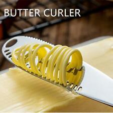 Multifunction Stainless Steel Butter Cutter Bread Jam Spreader Utensils Cutlery