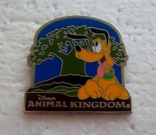*~* DISNEY WDW 4 PARKS BOOSTER 2015 PLUTO ANIMAL KINGDOM PIN *~*