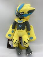 Zeraora Squirtle Official Licensed Pokemon Plush Stuffed Doll Toy Gift US Seller