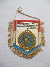fanion pennant ancien football club etranger KNVB pays bas