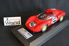 MG Model Ferrari 206 P 1966 1:18 #46 Bandini / Scarfiotti 12h Sebring (PJBB)