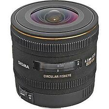Sigma EX 4.5mm f/2.8 HSM CF EX DC Lens For Canon