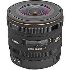 NEW Sigma EX Circular Fisheye 4.5mm F2.8 HSM CF EX DC Lens for CANON EOS CAMERAS