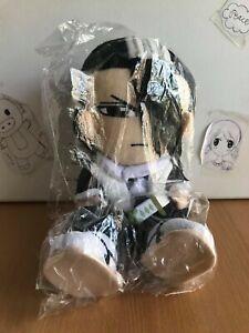 Bleach Official Genuine Byakuya Plush *NEW SEAL*