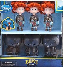 Disney / Pixar Brave Triplets & Bears Exclusive Doll Set