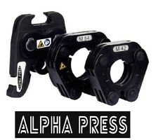 Alpha Press 32kn 42mm & 54mm Crimping M Profile Jaw Suitable For Novopress, etc