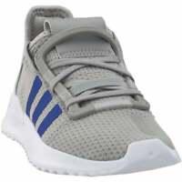 adidas U_Path Run (Little Kid/Big Kid) Sneakers Casual   Sneakers Grey Boys -