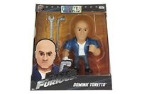 Fast e Furious Die-Cast Metal Action Figure Dominic Toretto Jada Toys