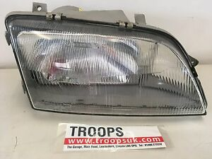 Genuine Vauxhall Omega-A Carlton R/H Headlamp without leveling
