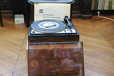 Platine Vintage Dual 1224 CS 14 Emballage d'origine, Turntable with Original Box