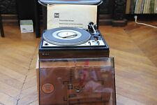 Platine Vintage Dual 1224 CS 14 Emballage d'origine, Turntable with Original Box