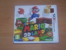 SUPER MARIO 3D LAND  VF 2DS 3DS boite cartouche livret