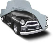 1955-59 Chevrolet/GMC Shortbed Pickup Truck Gray Softshield Flannel Cover