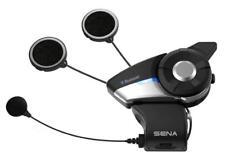 Sena 20S Evo 20 S Bluetooth Motorcycle Intercom FM Radio Sat Nav Phone Music
