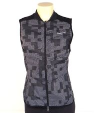 Nike Aeroloft Flash 800 Fill Down Zip Front Running Vest Women's Small S NWT