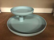 Vitra Rotary Tray by Jasper Morrison 2014 (Ice Grey) - 3 available