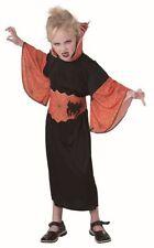GIRLS SPIDERELLA CHILDREN HORROR COSTUME  HALLOWEEN FANCY DRESS 4-14 YEARS