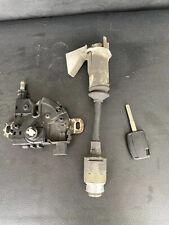 2005 Ford C-Max Mk1 Bonnet Lock & Key