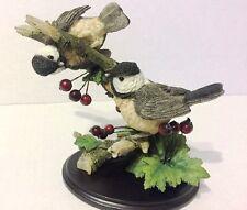 Vintage Bird Sculpture