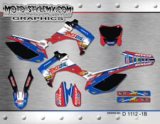 Honda CRf 250R 2014 up to 2016 graphics decals kit  Moto-StyleMX